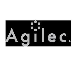 Enticity branding client Agilec logo
