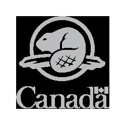 Enticity branding client Canada Parks logo