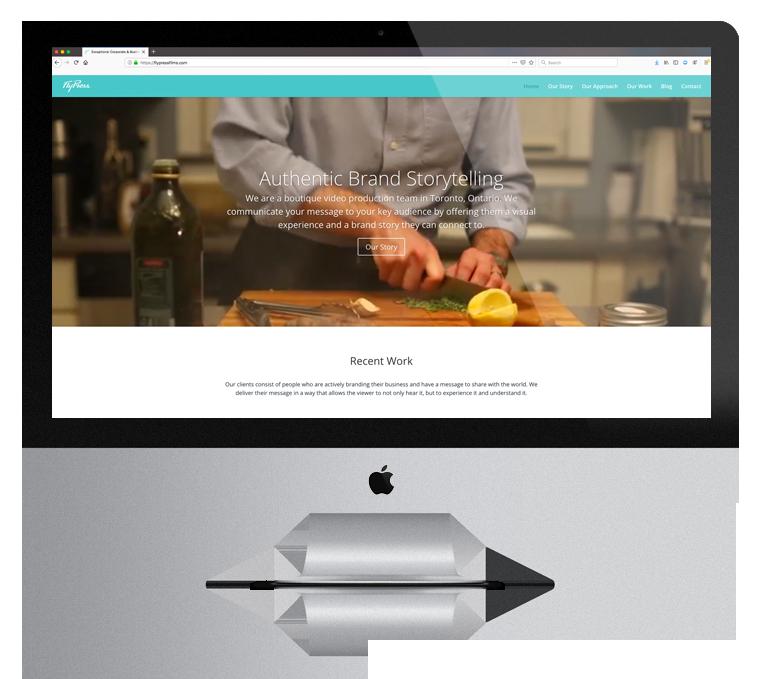 Website Design Flypress
