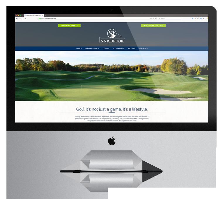 Website Design Innisbrook Golf Course