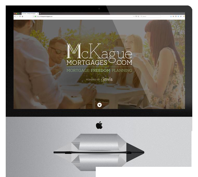 Website Design McKague Mortgages