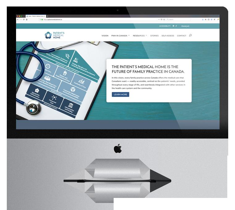 Website Design Enticity PMH
