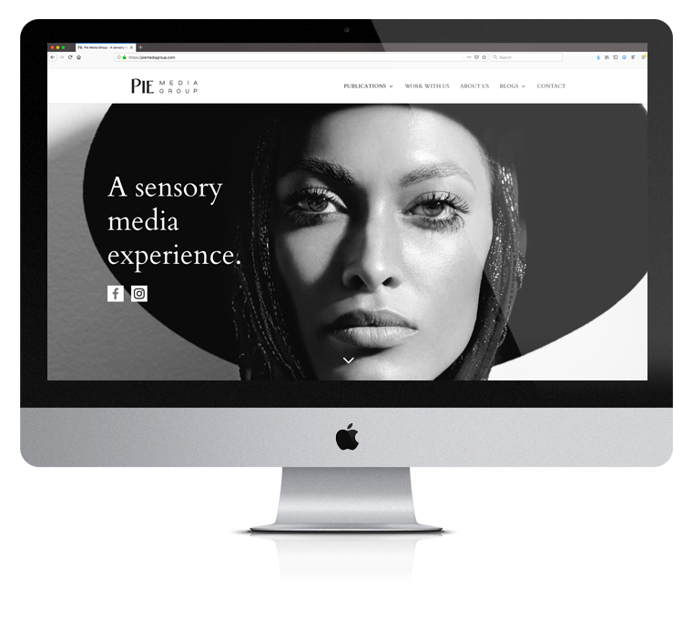 Website Design Pie Media Group