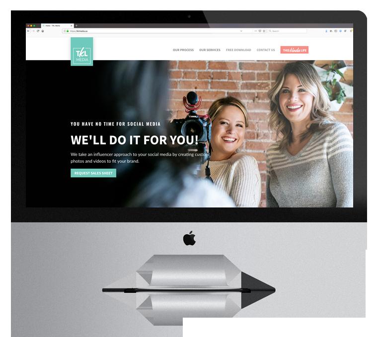 Website Design TKL Media